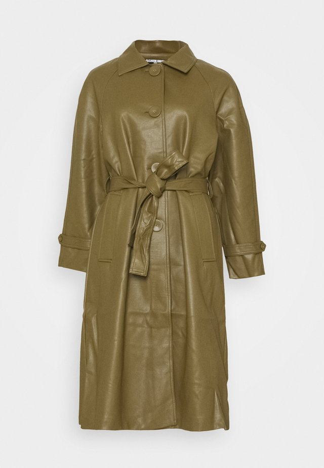 MARGOT - Trenchcoat - olive