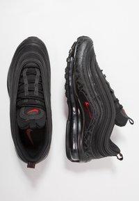 Nike Sportswear - AIR MAX 97  - Trainers - black/university red - 1
