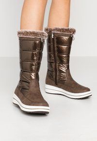 Caprice - Winter boots - bronce - 0