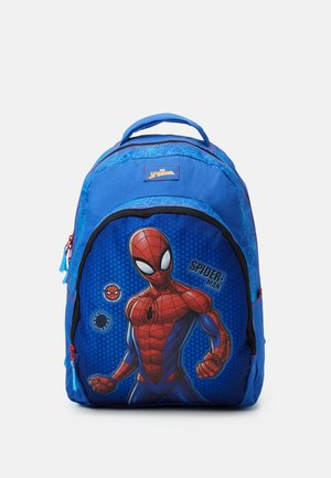 BACKPACK SPIDER-MAN PROTECTOR UNISEX - Rugzak - blue