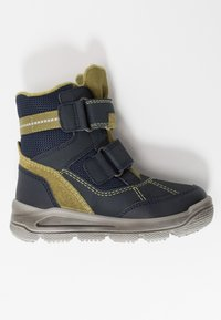 Superfit - MARS - Zimní obuv - blau/grün - 1