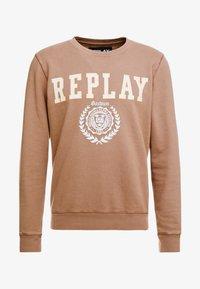 Replay - Felpa - brown - 3