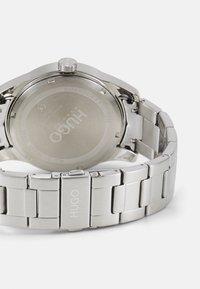 HUGO - SKELETON - Watch - silver-coloured/blue - 1