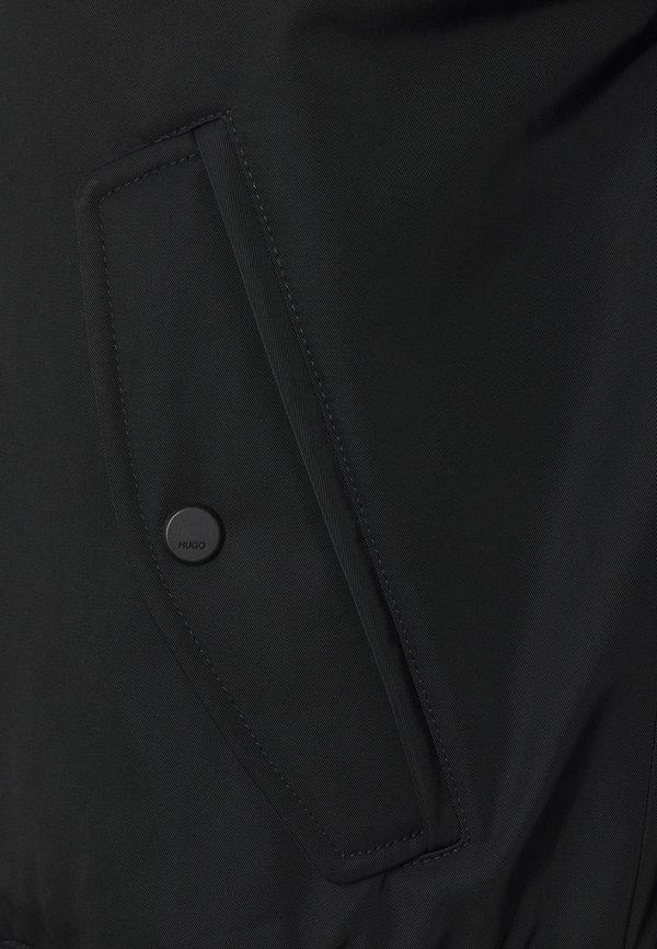 HUGO BORIS - Kurtka Bomber - black/czarny Odzież Męska XXKT