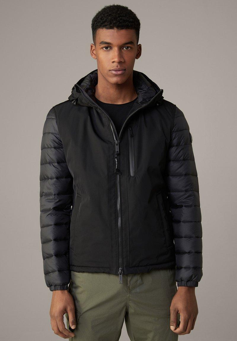 Strellson - AVIO - Light jacket - schwarz
