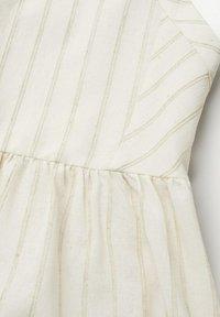 Mango - Day dress - open beige - 2