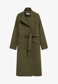 Mango - VENUS - Classic coat - khaki - 6