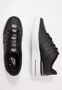 Nike Sportswear - AIR FORCE 1 LV8 3 - Trainers - black/white - 0