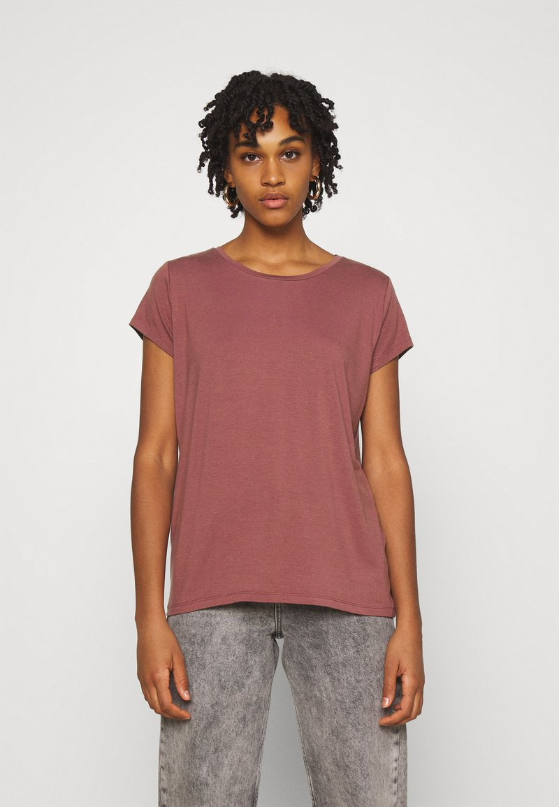 ONLY - ONLGRACE  - Basic T-shirt - apple butter