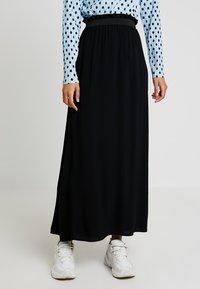 Vero Moda - VMBEAUTY  - Pleated skirt - black - 0