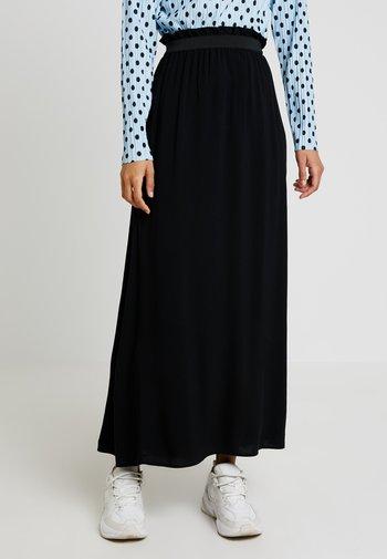 VMBEAUTY  - Plisovaná sukně - black