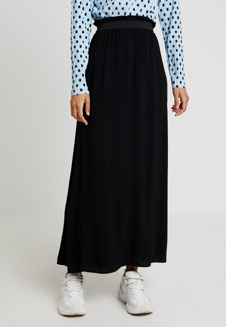 Vero Moda - VMBEAUTY  - Pleated skirt - black