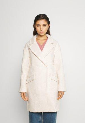 ANYA COATIGAN - Classic coat - cream