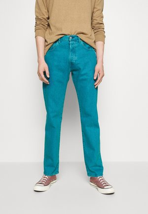 501® BIRTHDAY '93 STRAIGHT - Straight leg jeans - blue eyes turquoise