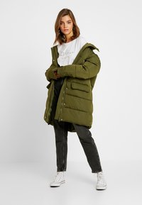 TWINTIP - Winter coat - khaki - 1