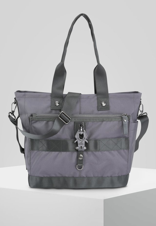 THE STYLER - Handbag - grey