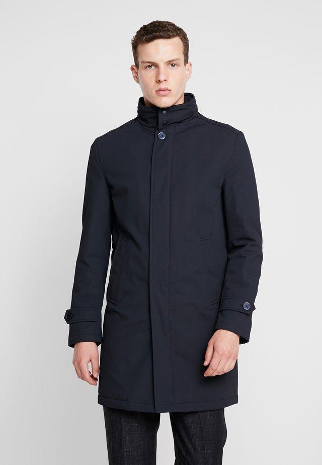 CALIFORNIA SLIM - Płaszcz wełniany /Płaszcz klasyczny - navy