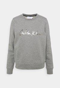 SIGNATURE - Sweatshirt - mid grey heather