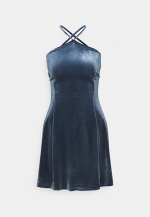 LADIES DRESS - Cocktail dress / Party dress - blue