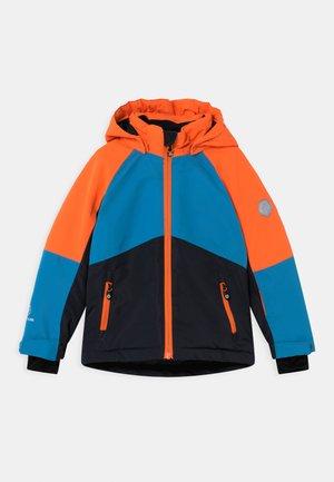 COLORBLOCK UNISEX - Snowboardjacke - swedish blue