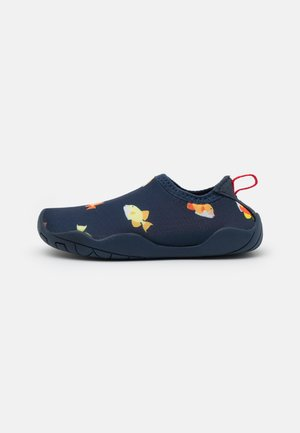 LEAN UNISEX - Pool slides - navy