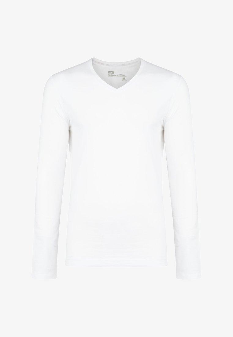 WE Fashion Langarmshirt - white/weiß aqtnko
