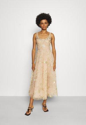 Cocktail dress / Party dress - pale blush