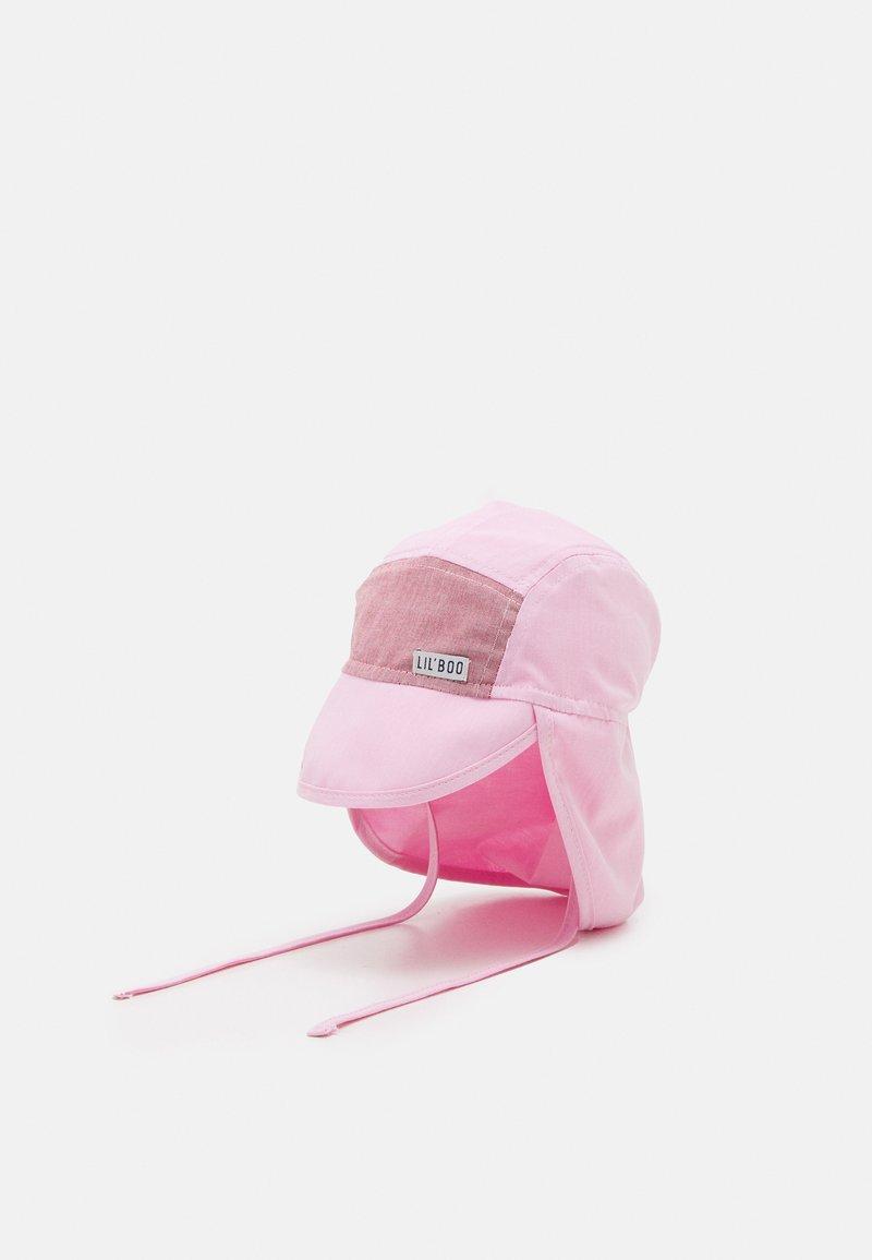 Lil'Boo - SOFT BABY SUN UV UNISEX - Hat - block pink