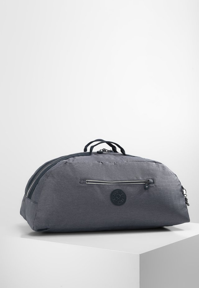 DEVIN - Weekend bag - charcoal