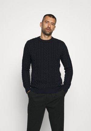 SEASONAL CREWNECK - Pullover - night