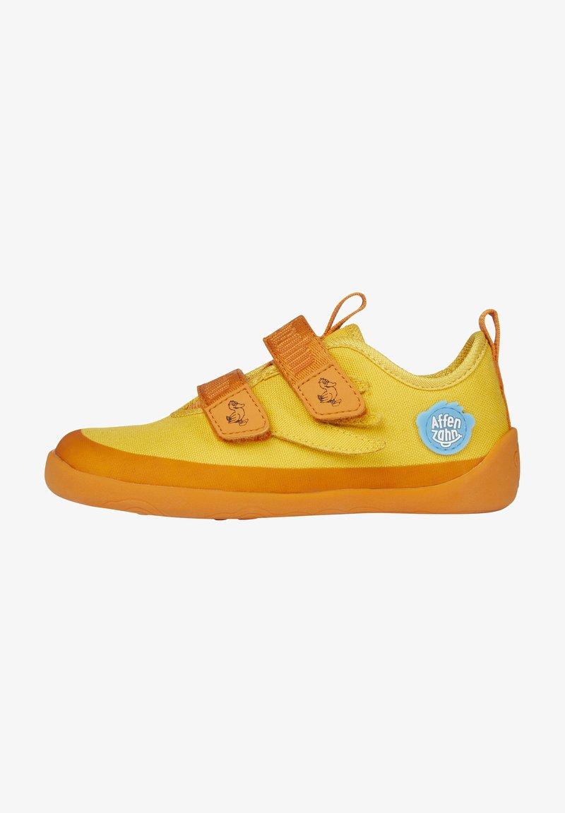 Affenzahn - Touch-strap shoes - gelb