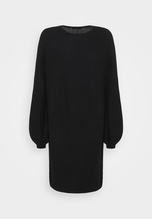 MARISA - Jumper dress - black