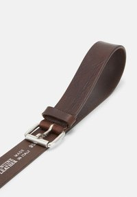CLOSED - Belt - dark brown - 2