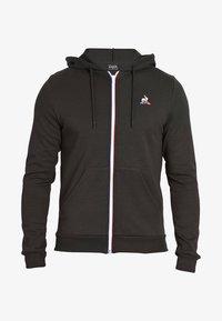 le coq sportif - ESS FZ - Zip-up hoodie - black - 3