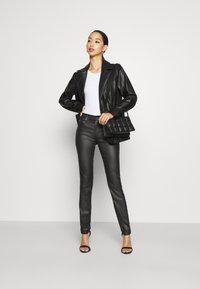 Miss Sixty - BETTIE - Trousers - black - 1