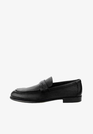 PAOLINI - Nazouvací boty - black