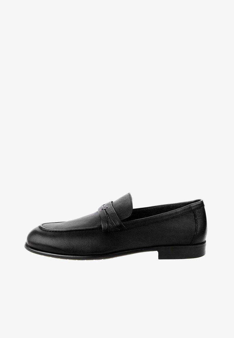 PRIMA MODA - PAOLINI - Nazouvací boty - black