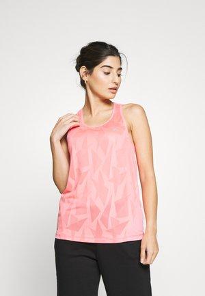 ONPMADON TRAINING PETITE - Sports shirt - strawberry pink