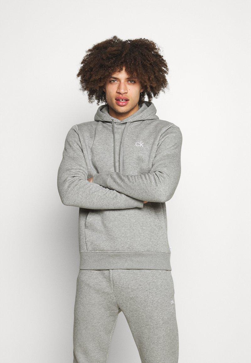 Calvin Klein Golf - PLANET HOODIE - Sweatshirt - grey