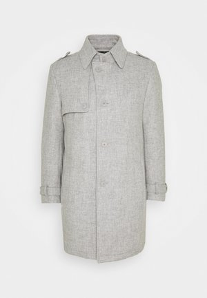 SKOPJE - Cappotto corto - light grey