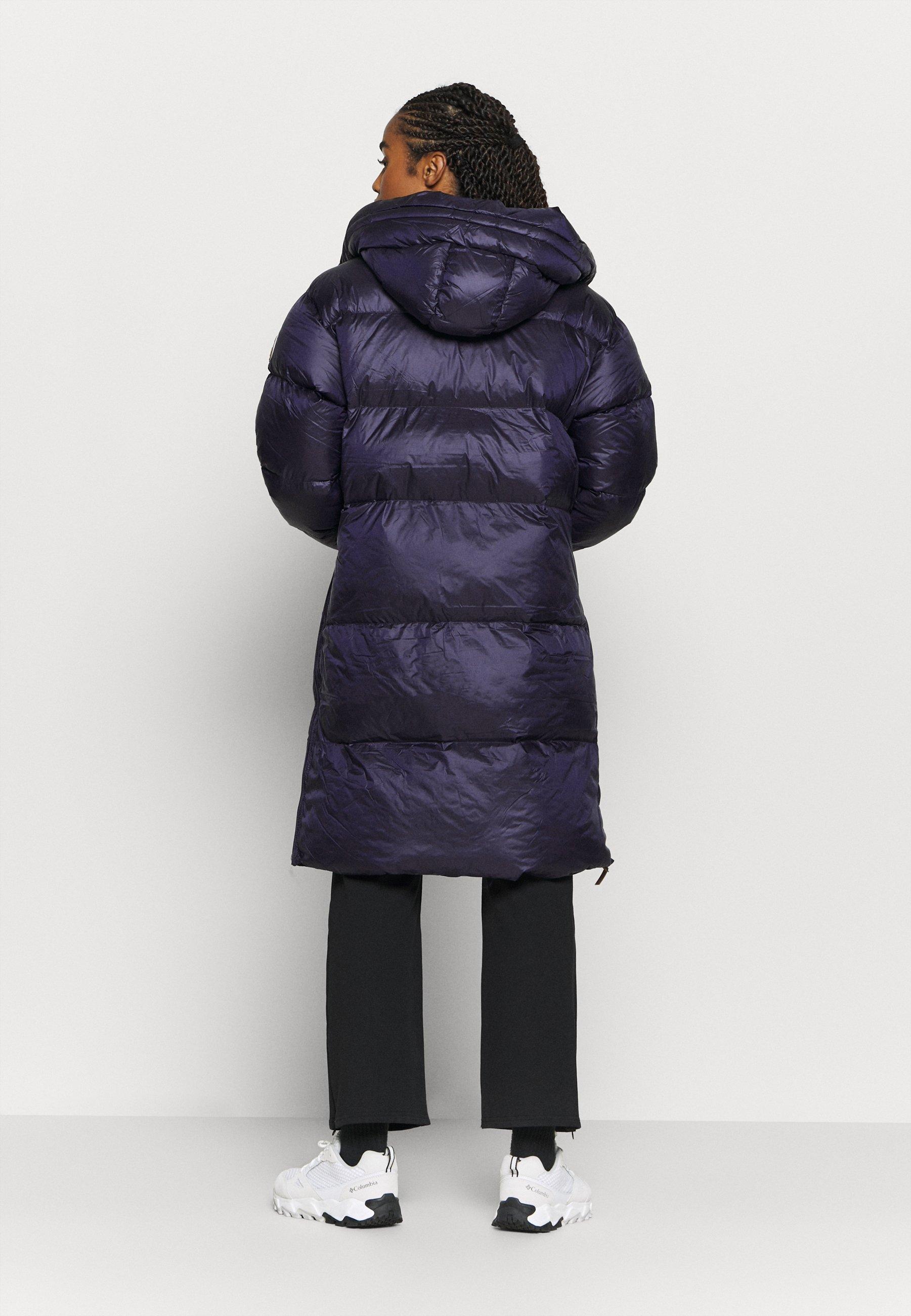 Icepeak ANDALE - Down coat - dark blue q0X9l