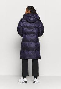 Icepeak - ANDALE - Down coat - dark blue - 2