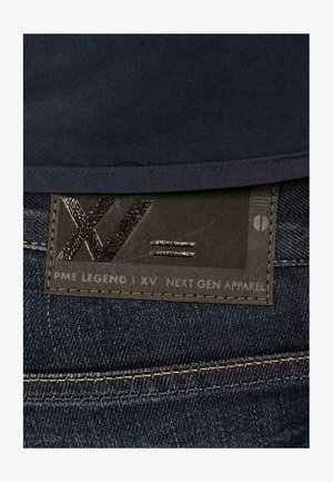 XV  - Slim fit jeans - dark blue denim