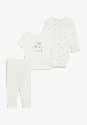LITTLE CHARACTER BABY SET - Body - ivory