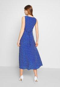 Rolla's - CLAIRE MINI TULIPS DRESS - Day dress - marine blue - 2