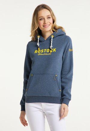 ROSTOCK - Hoodie - marine melange