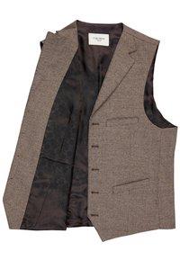Carl Gross - Suit waistcoat - beige - 1