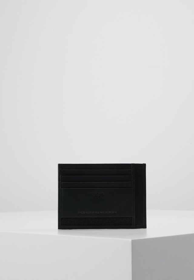 CARDHOLDER - Business card holder - black