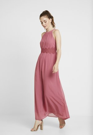 VMSALLY DRESS - Vestido largo - rose wine