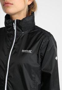 Regatta - CORINNE IV - Waterproof jacket - black - 3